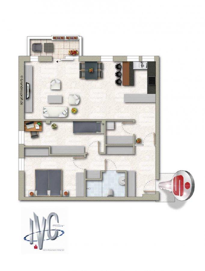 apartment for buy 3 rooms 93.25 m² überherrn photo 1