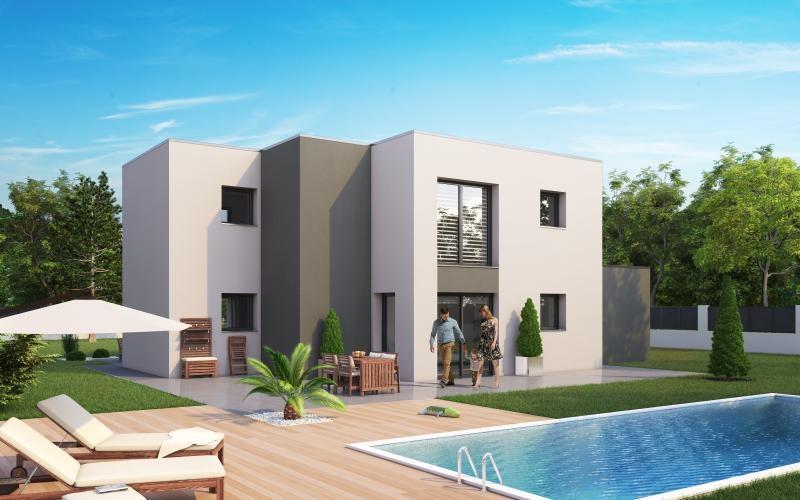 Maison individuelle en vente creutzwald 130 m 201 for Garage a creutzwald