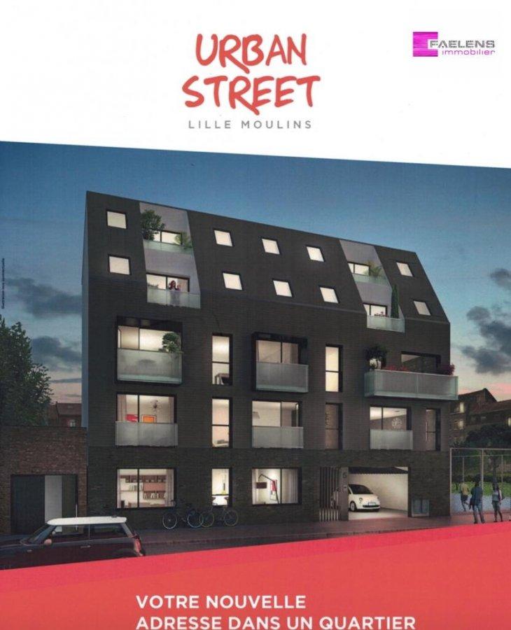 acheter appartement 4 pièces 82 m² lille photo 1