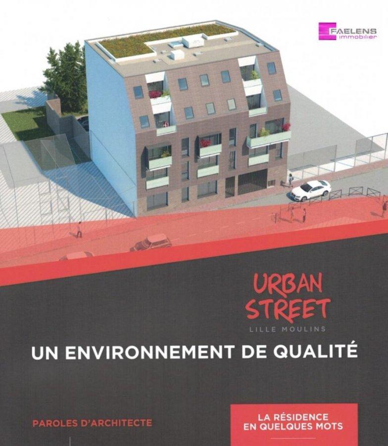acheter appartement 4 pièces 82 m² lille photo 3