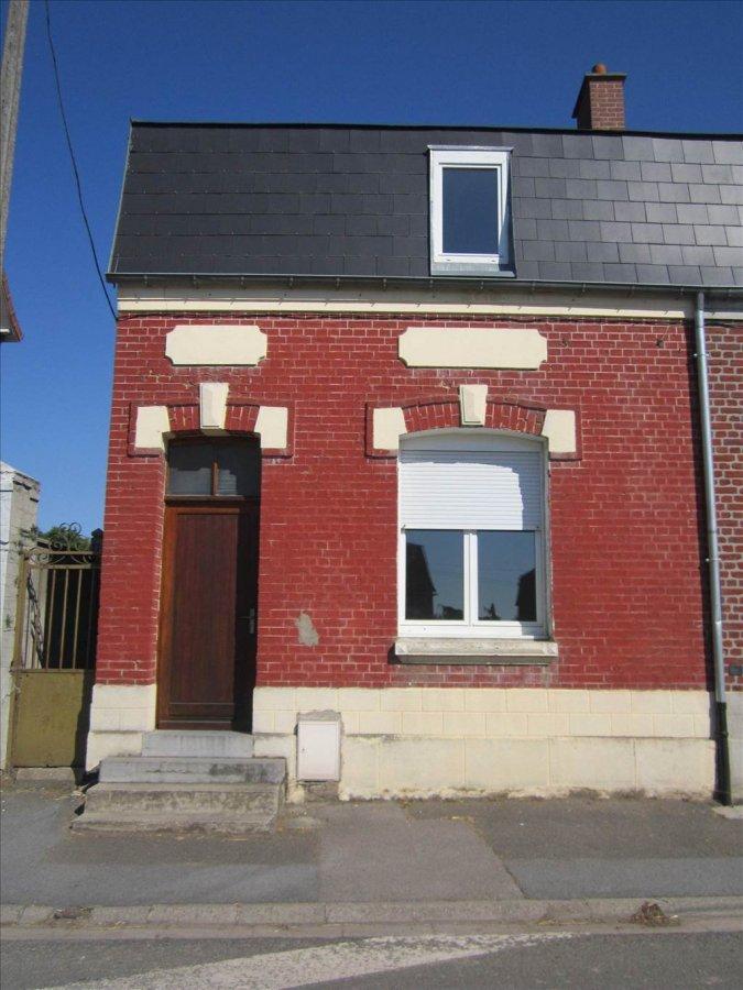 Maison à louer F3 à Cambrai
