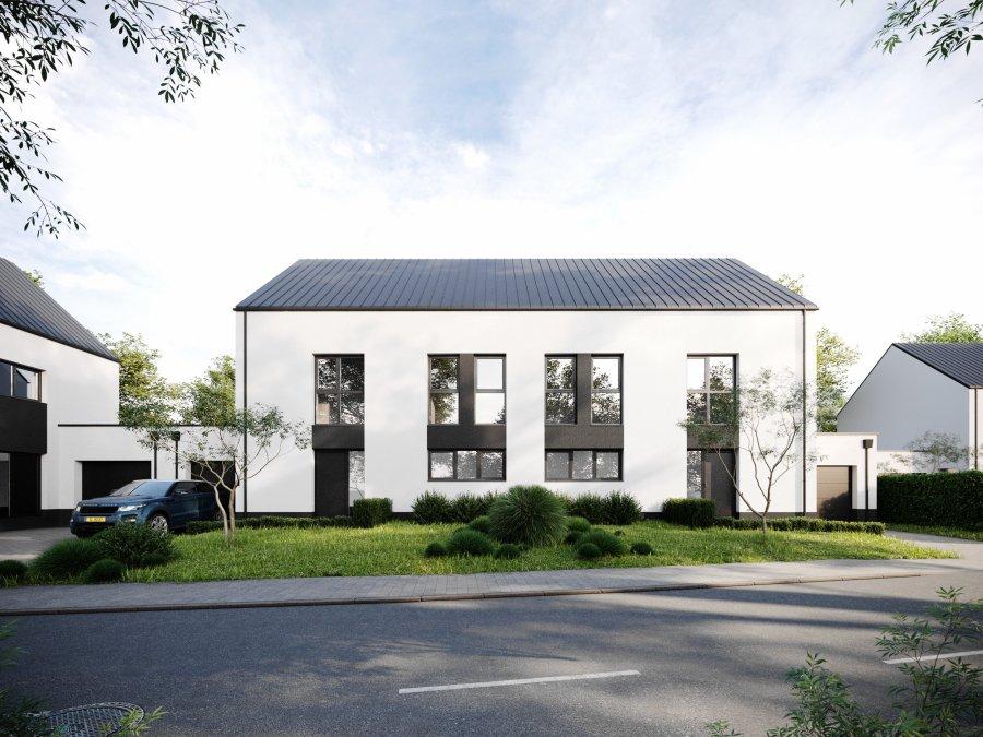 acheter maison jumelée 3 chambres 125.98 m² hoscheid photo 1
