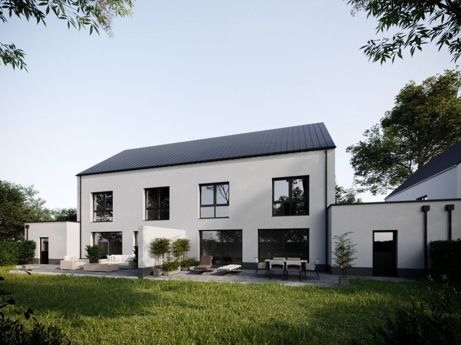 acheter maison jumelée 3 chambres 125.98 m² hoscheid photo 2