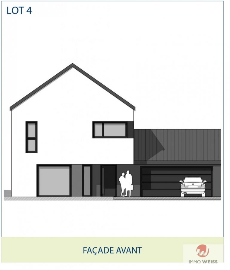 acheter maison individuelle 3 chambres 140 m² wilwerdange photo 5