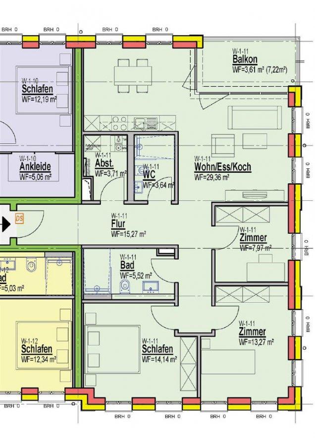 wohnung kaufen 4 zimmer 96.49 m² bitburg foto 3