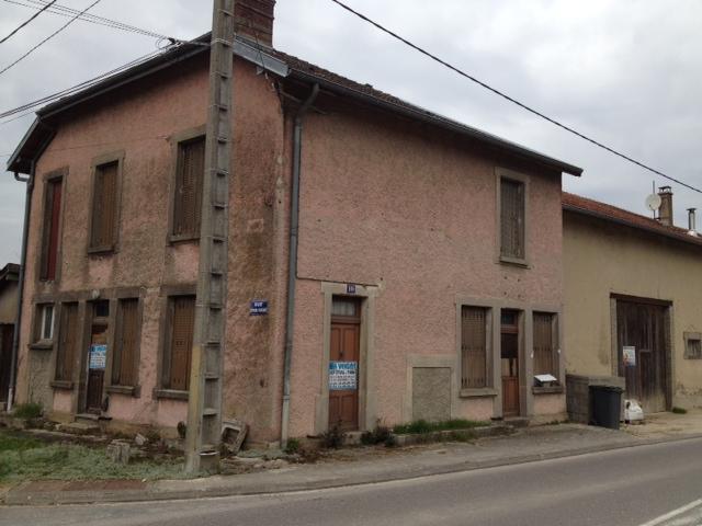 Maison à vendre F6 à Neuvilly en argonne