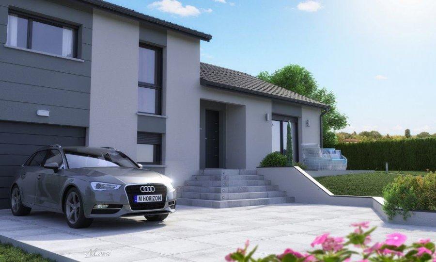 Maison individuelle en vente apach 101 m 294 000 for Maison individuelle a acheter