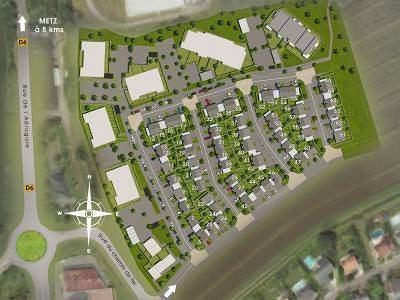 acheter maison 4 pièces 79.92 m² marly photo 3