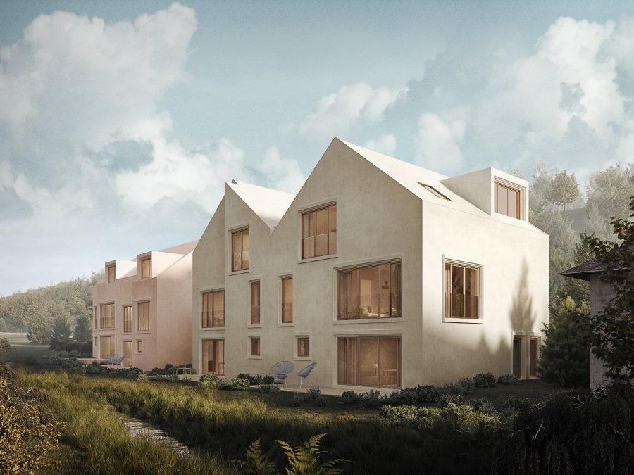 doppelhaushälfte kaufen 5 schlafzimmer 212.82 m² bech foto 3
