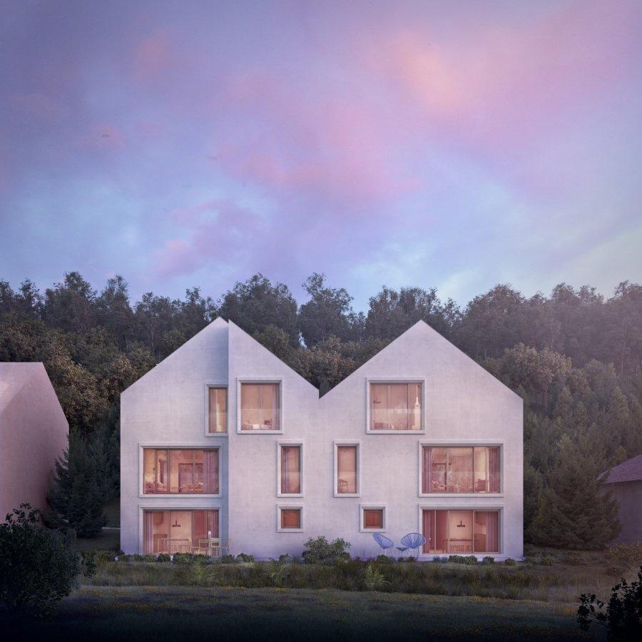 doppelhaushälfte kaufen 5 schlafzimmer 212.82 m² bech foto 4