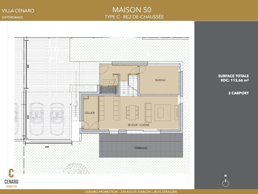 acheter maison 4 chambres 210 m² differdange photo 6