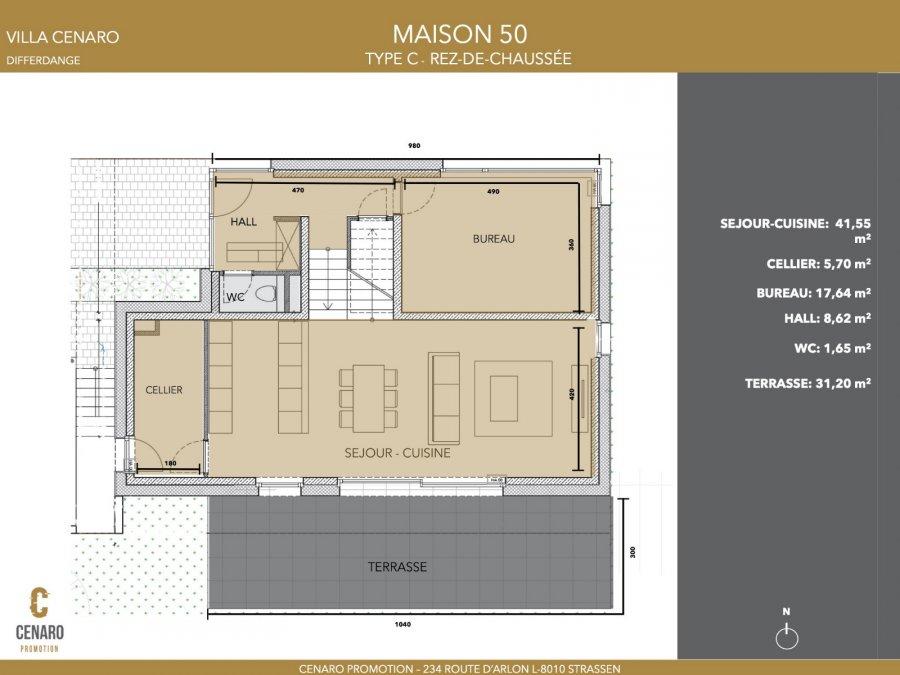 acheter maison 4 chambres 210 m² differdange photo 7
