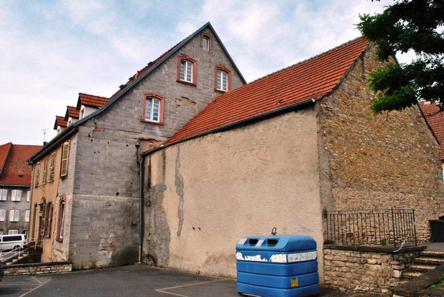 Immeuble de rapport à vendre F9 à Sarre union