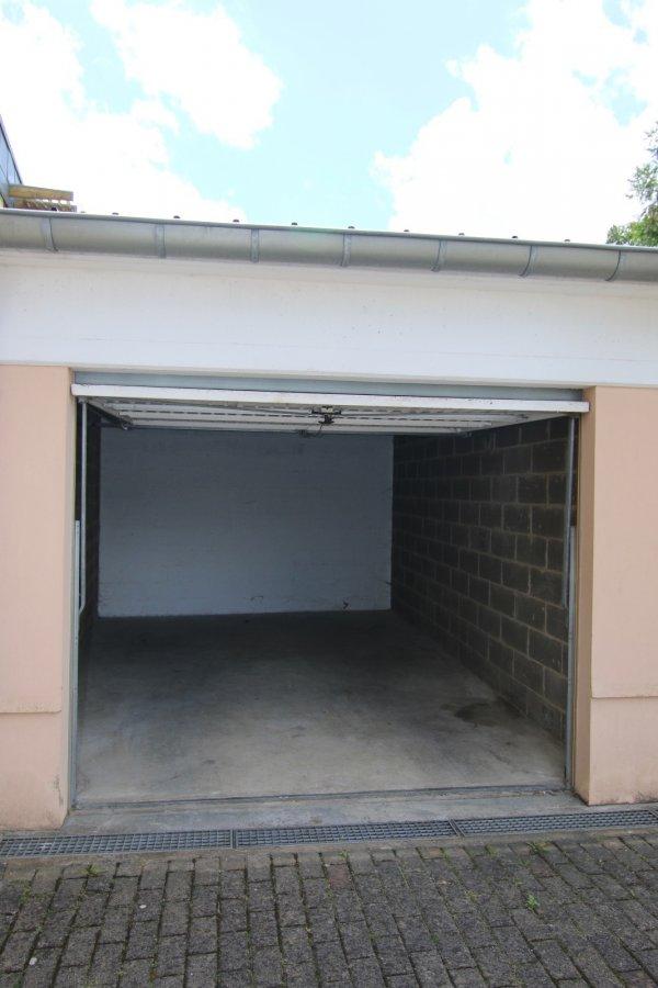 Garage fermé à louer à Dudelange