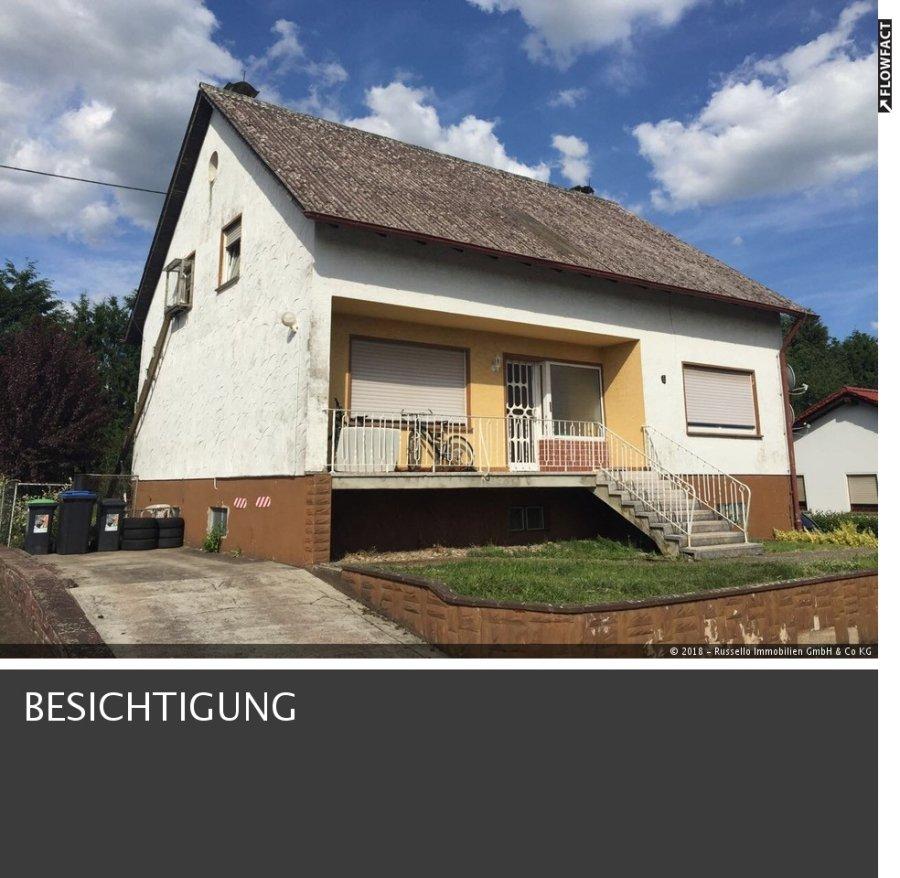 einfamilienhaus kaufen 8 zimmer 590 m² beckingen foto 1