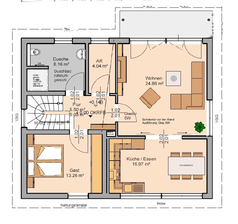 haus kaufen 4 zimmer 138 m² sehlem foto 4