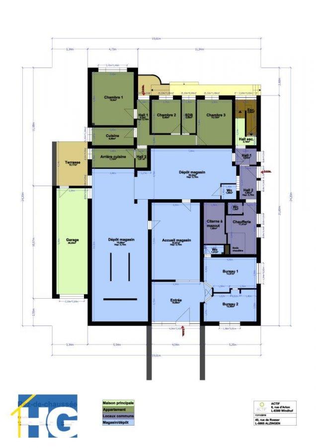 acheter local commercial 0 chambre 0 m² alzingen photo 4