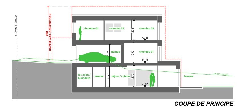 acheter maison mitoyenne 4 chambres 170 m² ettelbruck photo 6