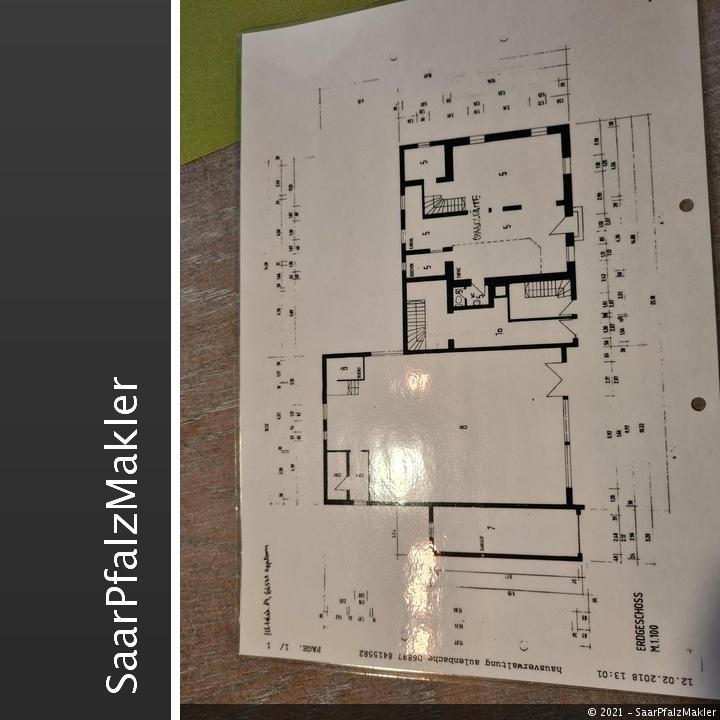 wohnung kaufen 4 zimmer 160 m² eppelborn foto 1