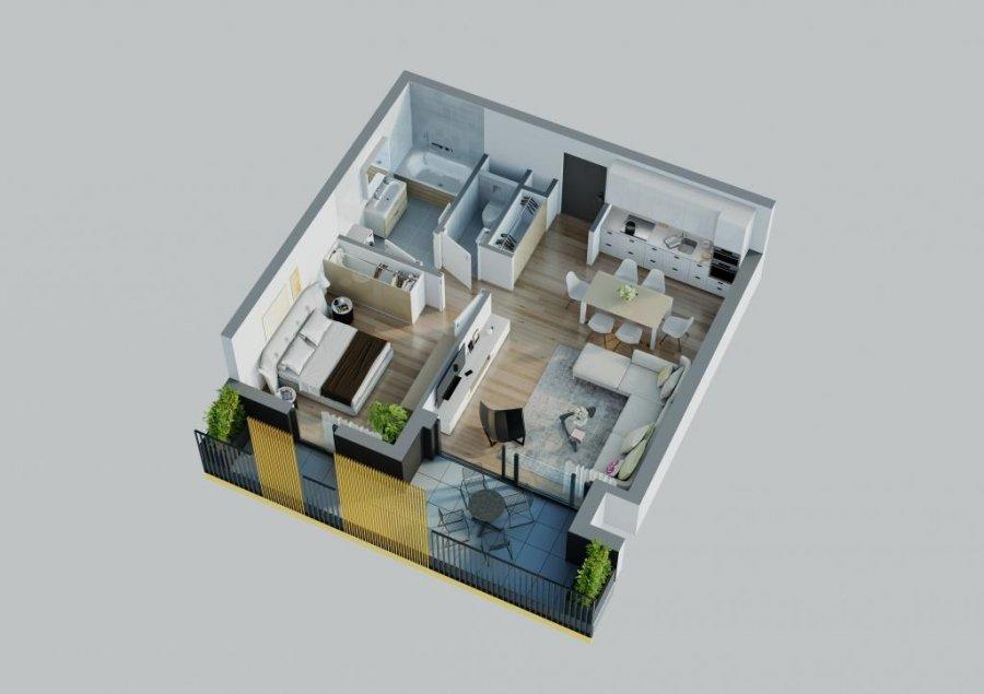 acheter résidence 0 chambre 85.5 à 237.23 m² differdange photo 5