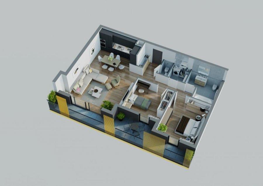 acheter résidence 0 chambre 85.5 à 237.23 m² differdange photo 6