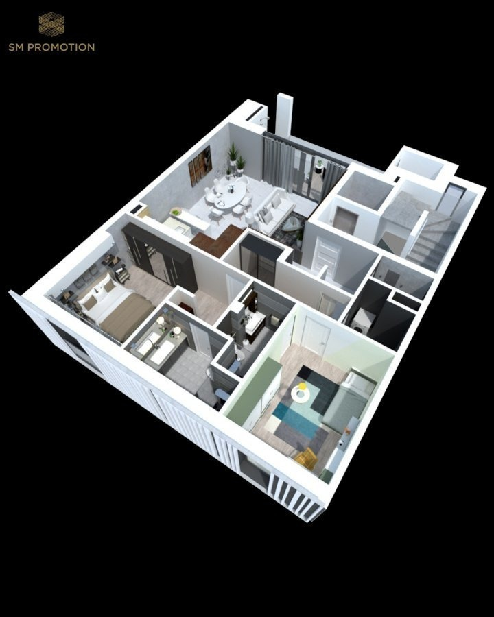 acheter appartement 2 chambres 102.5 m² luxembourg photo 1