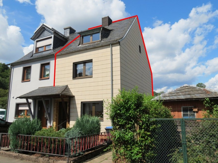 semi-detached house for buy 4 rooms 93 m² trier photo 1