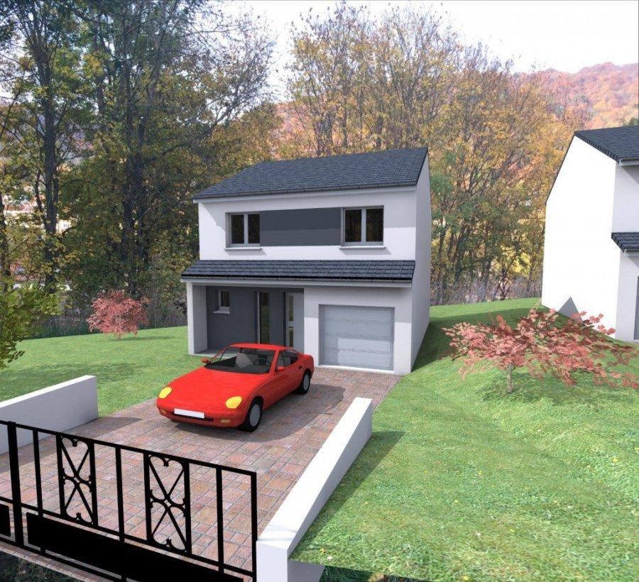 acheter maison 5 pièces 92 m² aumetz photo 1