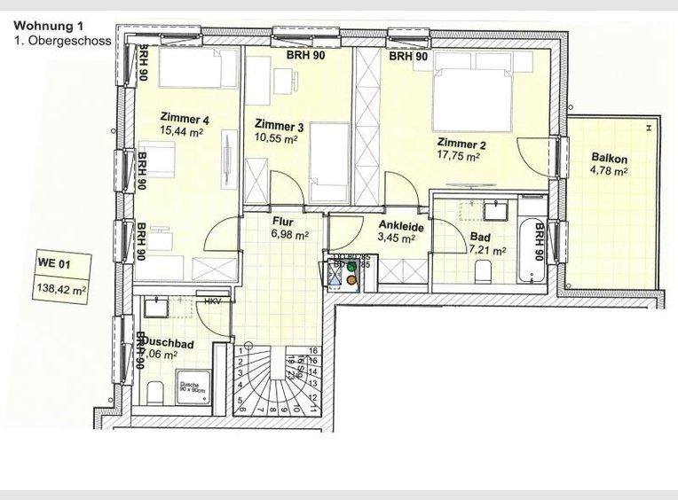 Reihenhaus zum Kauf 4 Zimmer in Trier (DE) - Ref. 6210261