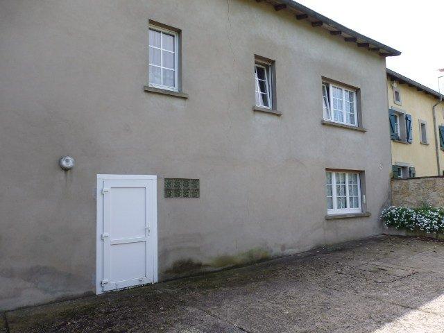 Maison mitoyenne à vendre F6 à Heining-les-bouzonville