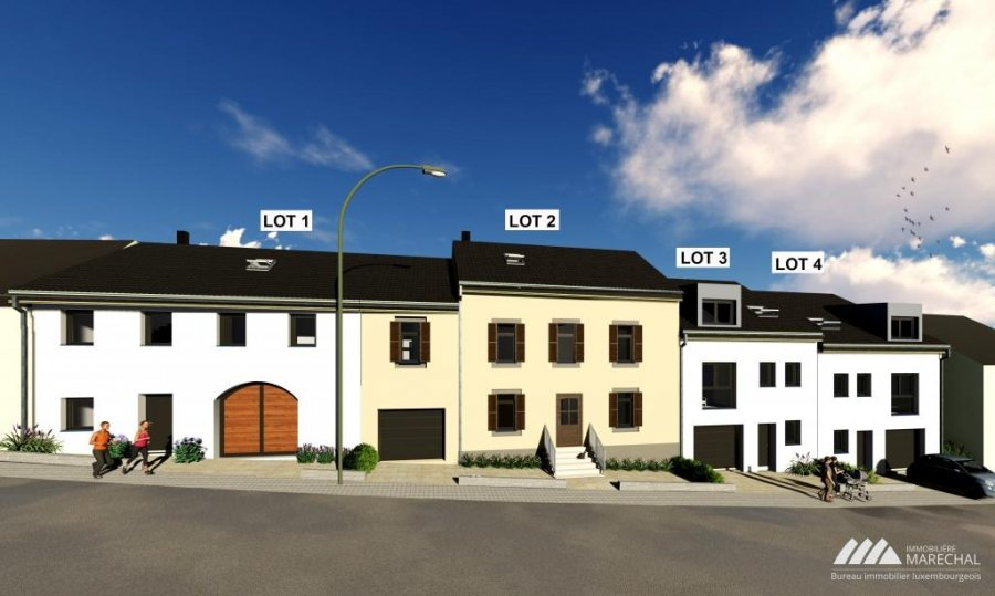 acheter maison mitoyenne 4 chambres 137 m² niederanven photo 3