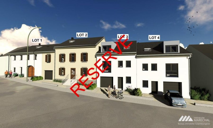 acheter maison mitoyenne 4 chambres 137 m² niederanven photo 1