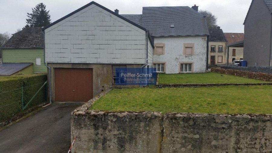 Maison à vendre 4 chambres à Baschleiden