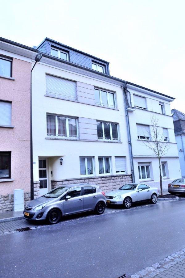 Appartement à vendre à Luxembourg-Belair