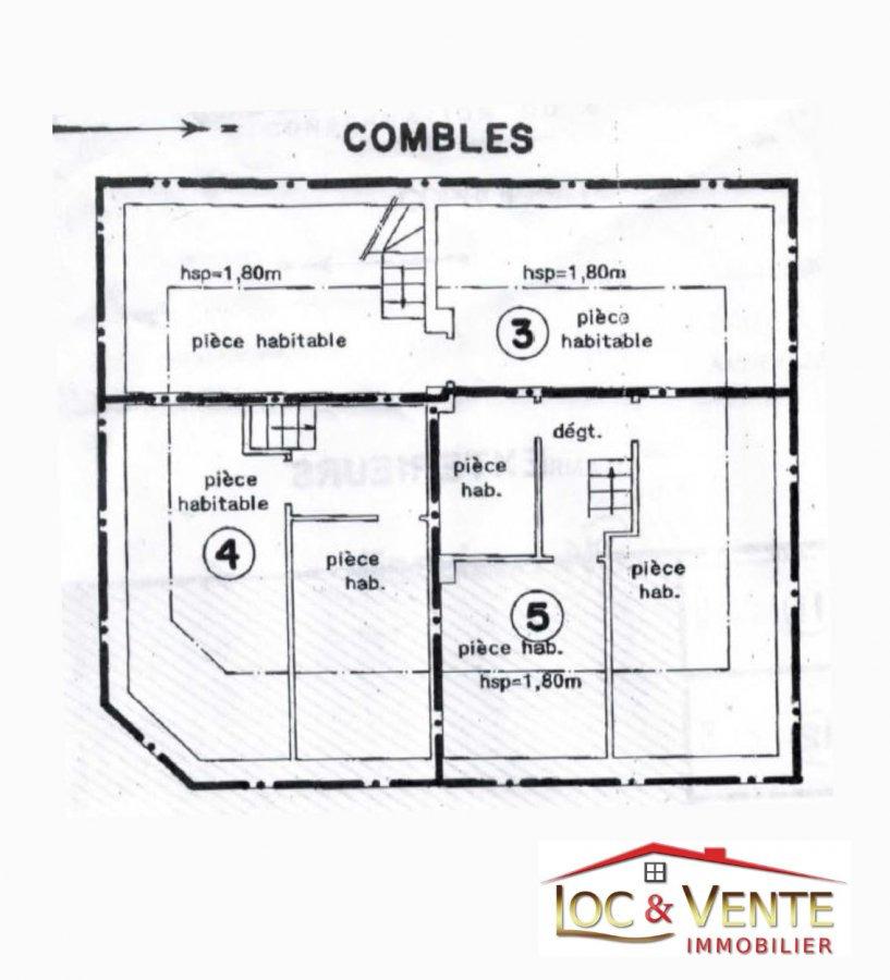 acheter appartement 3 pièces 52 m² amnéville photo 6