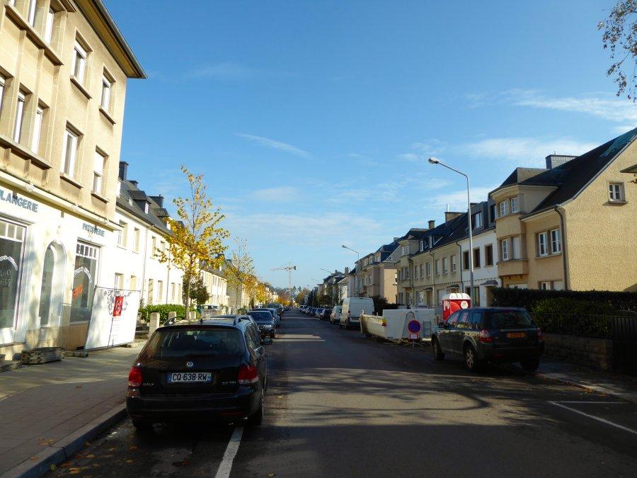 Immeuble de rapport à vendre 6 chambres à Luxembourg-Belair