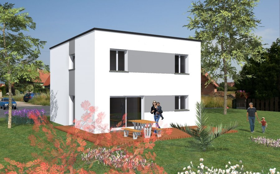 acheter maison individuelle 6 pièces 96 m² charly-oradour photo 6