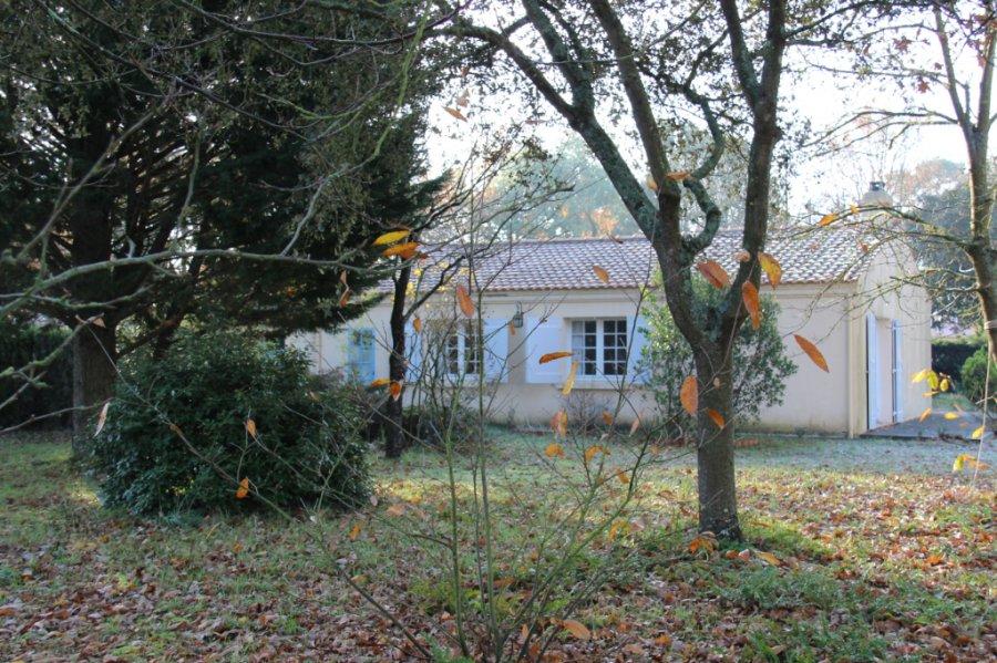 acheter maison 5 pièces 95 m² saint-hilaire-de-riez photo 1