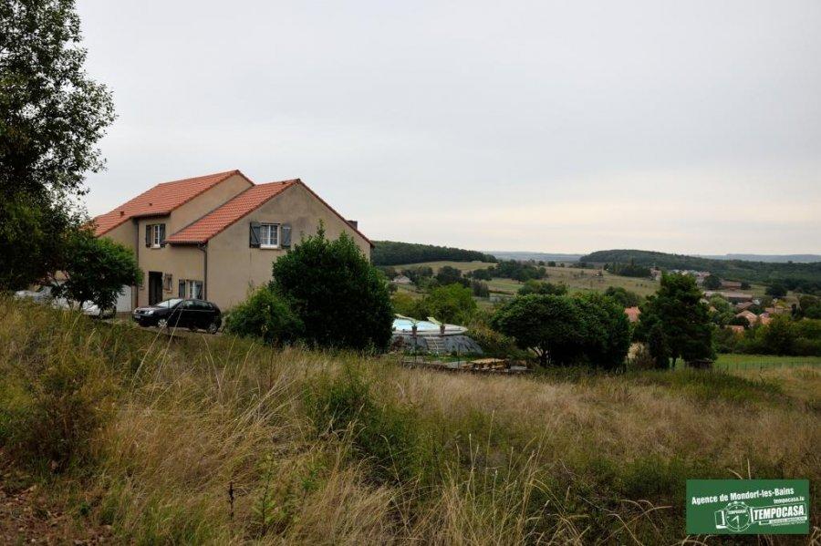 Terrain constructible à vendre à Rodemack