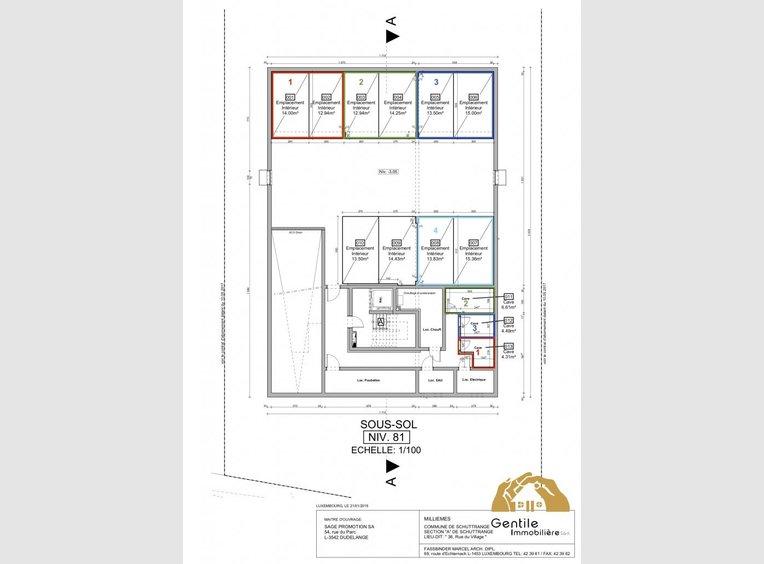 Bureau à vendre à Schuttrange (LU) - Réf. 6438101