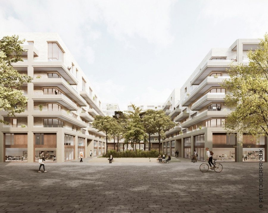 acheter appartement 2 chambres 81.3 m² belvaux photo 1