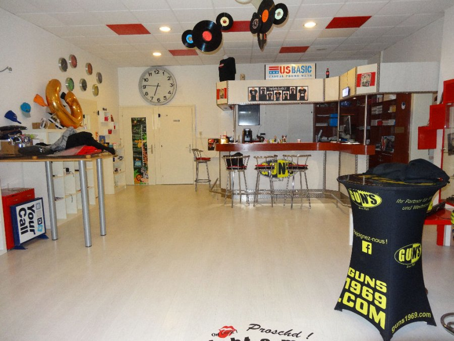 acheter local commercial 7 pièces 323 m² stiring-wendel photo 1