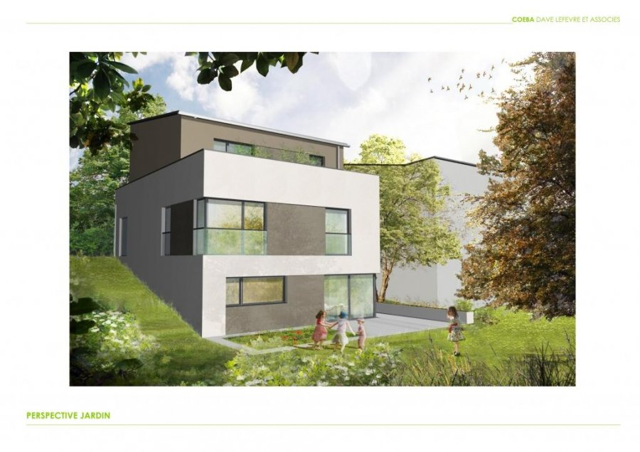 Maison individuelle à vendre 4 chambres à Mertzig