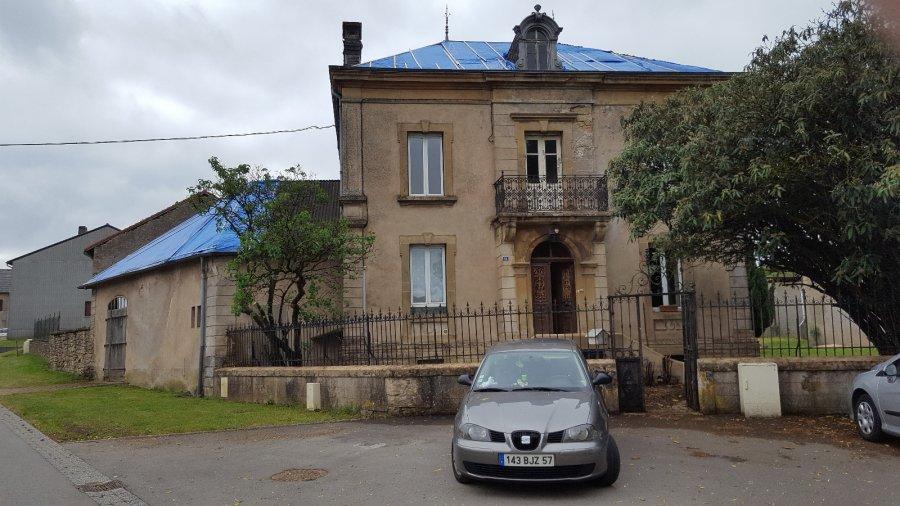 Maison de maître à vendre F6 à Boulange