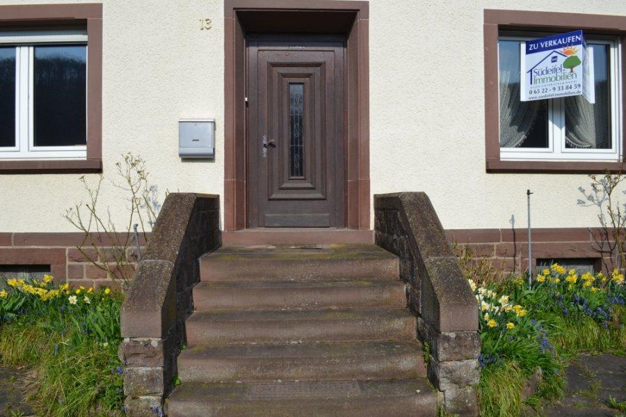 doppelhaushälfte kaufen 9 zimmer 200 m² bitburg foto 3