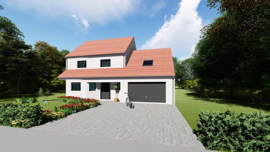 Maison individuelle à vendre F5 à Ébersviller