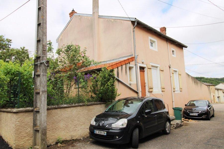 Maison à vendre F4 à Jaulny