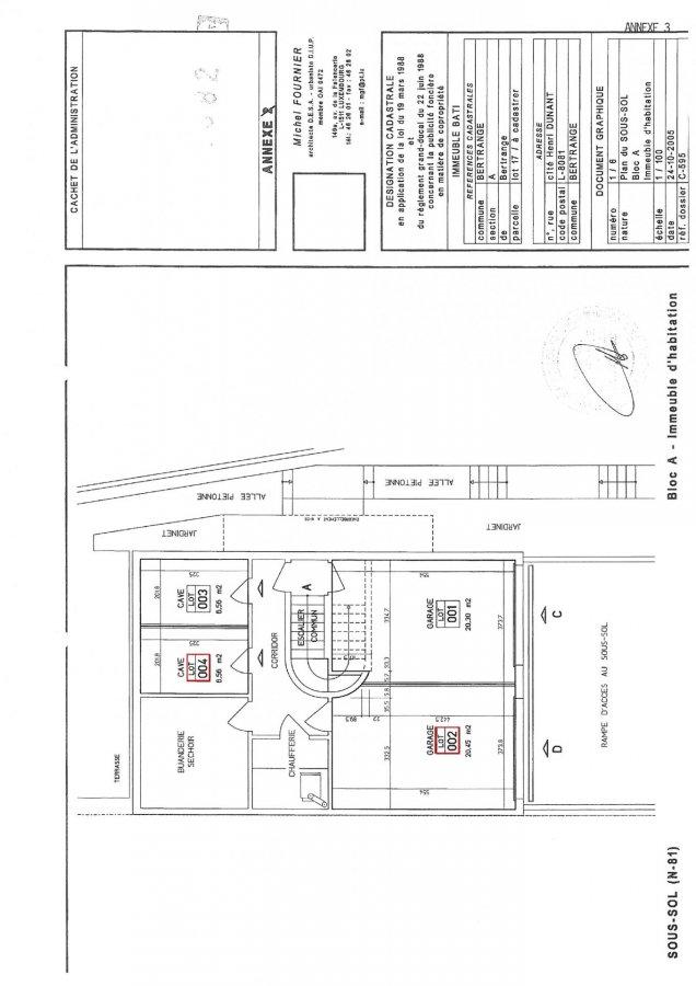 acheter appartement 4 chambres 156.05 m² bertrange photo 7