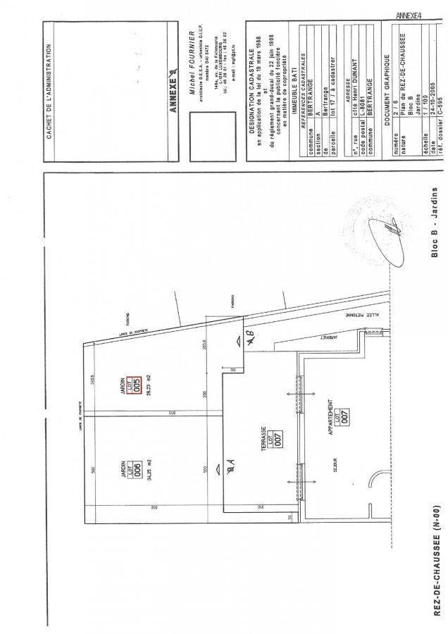acheter appartement 4 chambres 156.05 m² bertrange photo 6