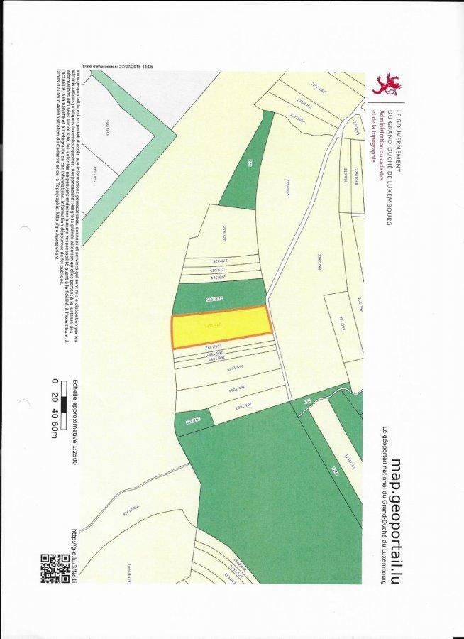 Terrain non constructible à vendre à Echternach